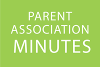 Beacon Parent Association Minutes Button